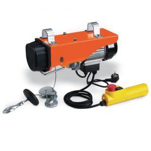 Wciągarka elektryczna linowa wciągnik UNICRAFT MES 250