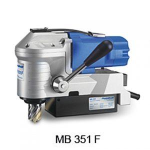 Wiertarka magnetyczna magnesowa kątowa METALLKRAFT MB 351F