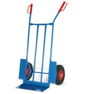Wózek ręczny dwukołowy ze stali UNICRAFT SAK