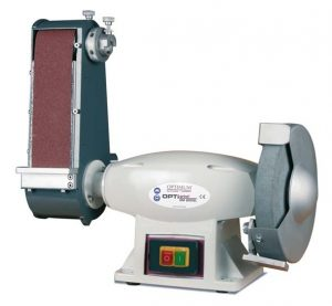 Szlifierka KOMBI taśmowo - tarczowa OPTIMUM OPTI SM 250SL 400V