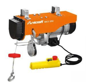 Wciągarka linowa elektryczna Unicraft MES 999-2