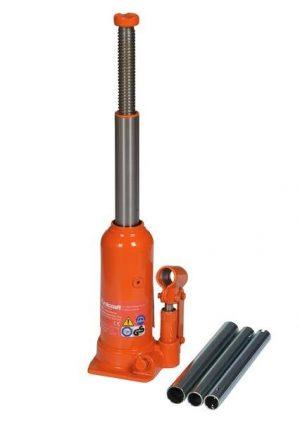 Podnośnik hydrauliczny słupkowy butelkowy Unicraft HSWH-PRO 10
