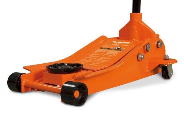 Podnośnik podłogowy hydrauliczny ruchomy typu żaba Unicraft SRWH 2500EF
