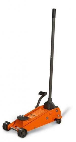 Podnośnik ruchomy podłogowy hydrauliczny typu żaba 3T Unicraft SRWH 3000QL