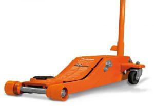 Podnośnik ruchomy podłogowy hydrauliczny typu żaba 3T Unicraft SRWH 3000LF