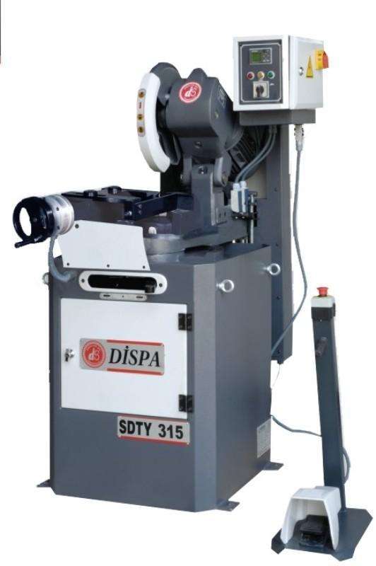 Półautomatyczna przecinarka piła tarczowa do metalu DISPA SDTY 315