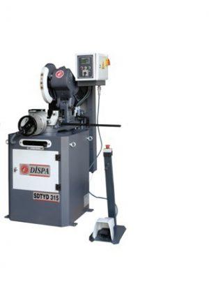 Półautomatyczna przecinarka piła tarczowa do metalu z automatycznym imadłem DISPA SDTY-D 350