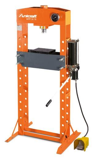 Prasa hydrauliczna warsztatowa UNICRAFT WPP 30 E