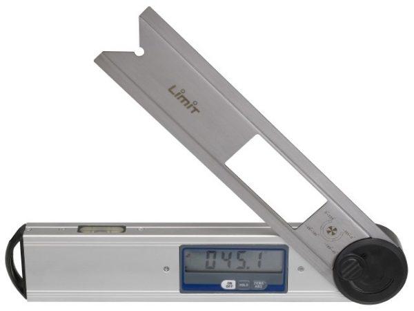 Kątomierz cyfrowy Limit 250x250 mm