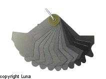 Sprawdzian spawalniczy do spoin 3 - 12 mm Limit