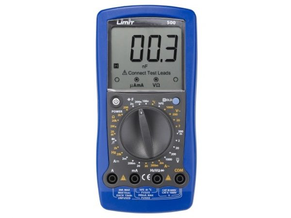Miernik cyfrowy - Multimeter Limit 500