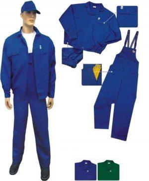 Uniwersalne ubranie robocze KAPER