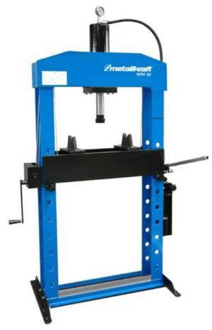 Prasa hydrauliczna warsztatowa METALLKRAFT WPP 30