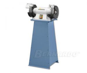 Szlifierka stołowa dwutarczowa BERNARDO DS 200 200 mm