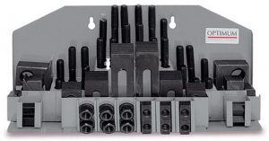 Zestaw płytek dociskowych OPTIMUM SPW 12 58 szt. M12