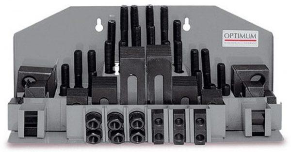 Zestaw płytek dociskowych OPTIMUM SPW 16 58 szt. M16