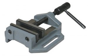 Imadło maszynowe ze szczękami pryzmowymi MSO 75