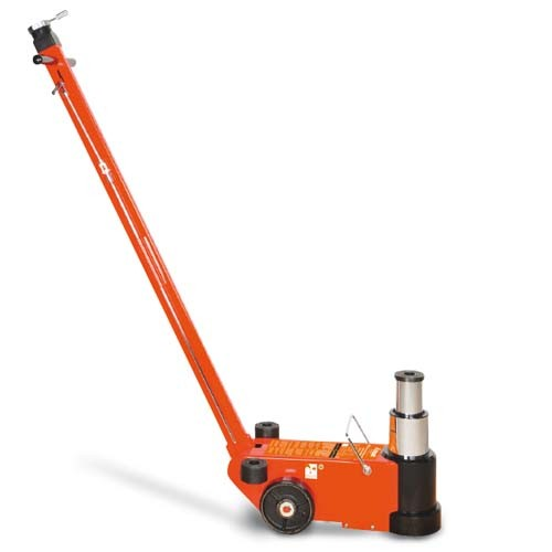 Podnośnik samochodowy warsztatowy pneumatyczno-hydrauliczny UNICRAFT WWH 40000 PH 40TON