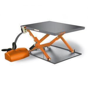 Stół nożycowy platforma nożycowa podnośnik UNICRAFT SHT 1001G 1000 kg