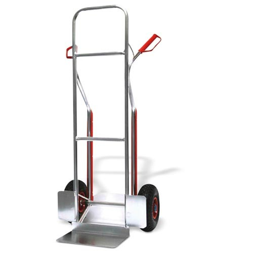 Wózek ręczny aluminiowy dwukołowy Unicraft STK-ALU 120 kg