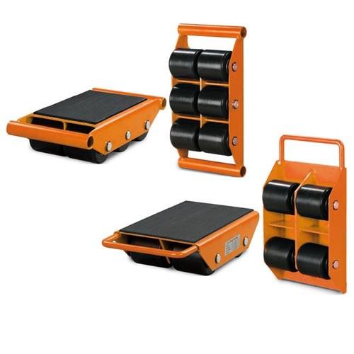 Platforma rolka transportowa do ciężkich ładunków i maszyn Unicraft TR 6.