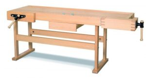 Stół warsztatowy stolarski HOLZKRAFT HB 2004