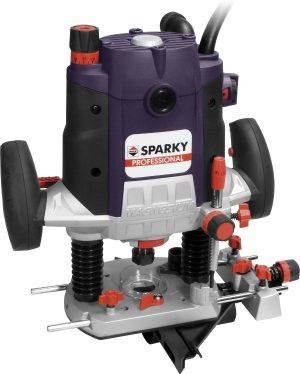 Frezarka górnowrzecionowa SPARKY X 150CE