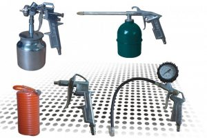 Zestaw akcesoriów do kompresora VANDER VAK701