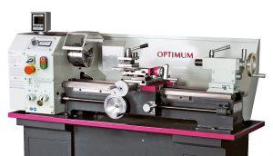 Tokarka do metalu OPTI D 240 x 500 DC VARIO 230V