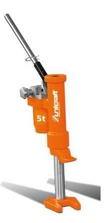 Podnośnik maszynowy hydrauliczny 5T Unicraft HMH 5