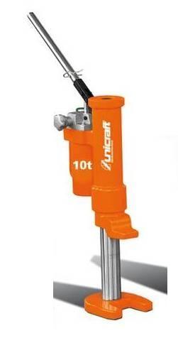 Podnośnik maszynowy hydrauliczny 10 T UNICRAFT HMH 10