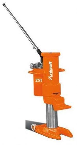 Podnośnik maszynowy hydrauliczny 25T UNICRAFT HMH 25