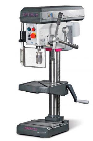 Optimum wiertarka stołowa kolumnowa OPTI B 24 H 400V