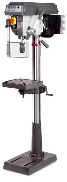 Optimum wiertarka stołowa kolumnowa OPTI B 26 PRO VARIO