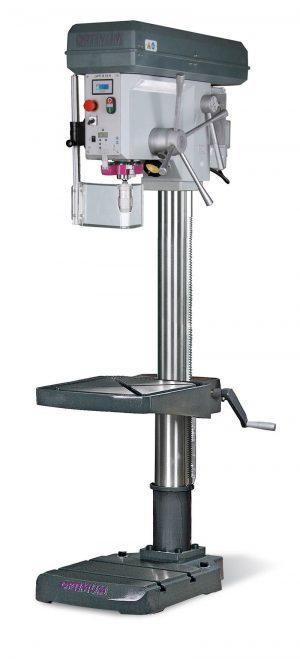 Optimum wiertarka stołowa kolumnowa OPTI B 34 H