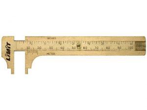 Suwmiarka kieszonkowa 100 mm Limit