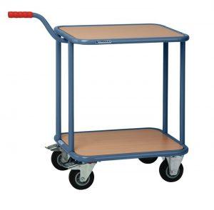 Wózek transportowy magazynwy z rączką PROMAT