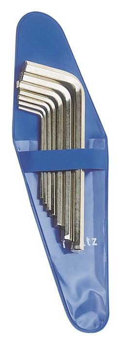 Zestaw kluczy imbusowych sześciokątnych 2-14 PROMAT