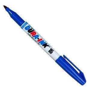 Marker permanentny DURA-INK niebieski