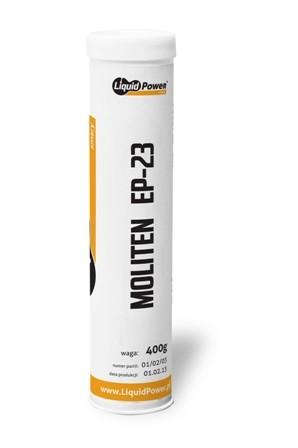 Smar MOLITEN EP - 23 kartusz 0,4 kg Liquid Power