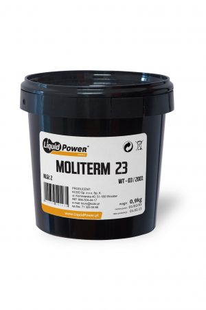 Smar MOLITERM 23 wiadro 0,9 kg Liquid Power