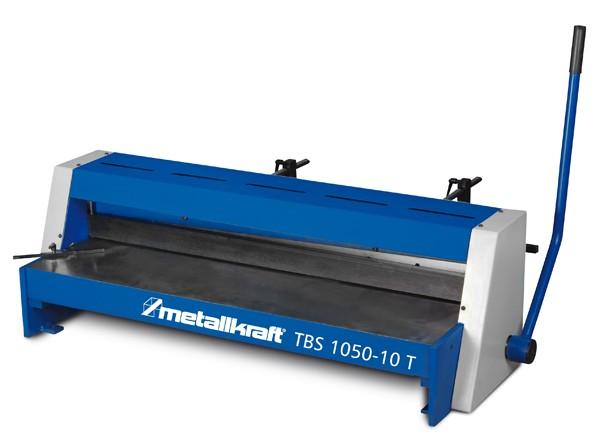Uniwersalne nożyce ręczne precyzyjne do blachy Metallkraft TBS 650 - 12 T