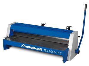 Uniwersalne nożyce ręczne precyzyjne do blachy Metallkraft TBS 1050 - 10 T