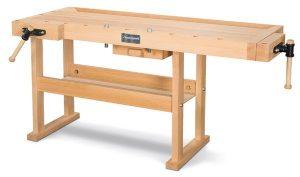 Stół warsztatowy stolarski HOLZKRAFT HB 1601