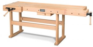 Stół warsztatowy stolarski HOLZKRAFT HB 2007