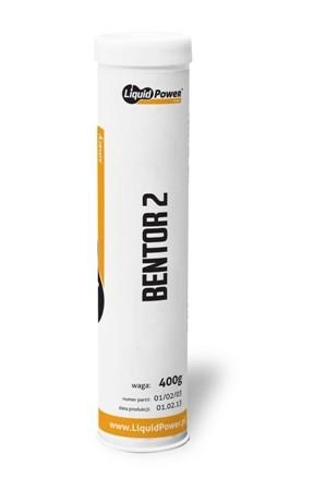 Smar BENTOR 2 kartusz 0,4 kg Liquid Power