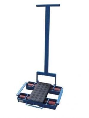 Platforma rolka transportowa z drążkiem skrętnym TRACTEL PAKROL 8 T