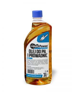 Olej do pił i prowadnic LIQUID POWER 5 L