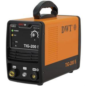 Spawarka inwertorowa DWT TIG - 200S DC
