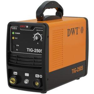 Spawarka inwertorowa DWT TIG - 250S DC